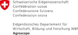 Logo Agroscope